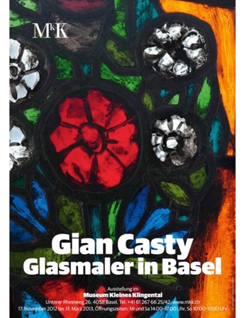 Glasmaler Gian Casty - Glaskunst & Glasmalerei in der Schweiz