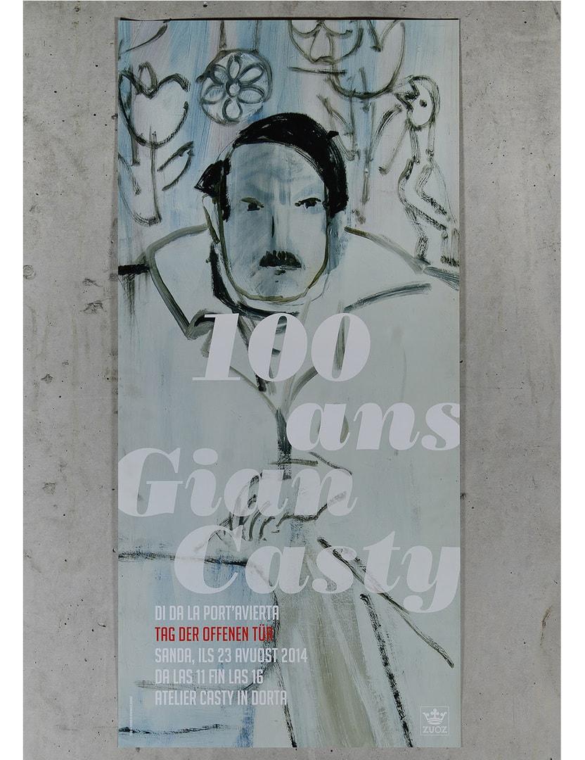 Gian Casty - 100 Jahre Glaskunst & Glasmalerei